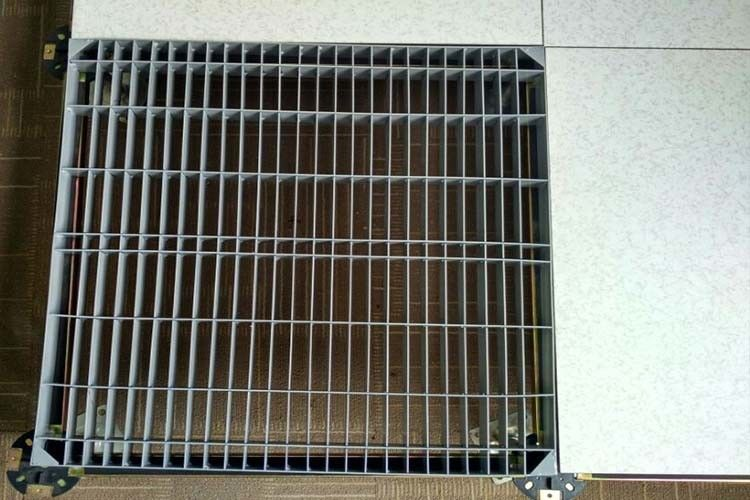Strong HPL Perforated Raised Floor Perforated Metal Raised Floor Grating